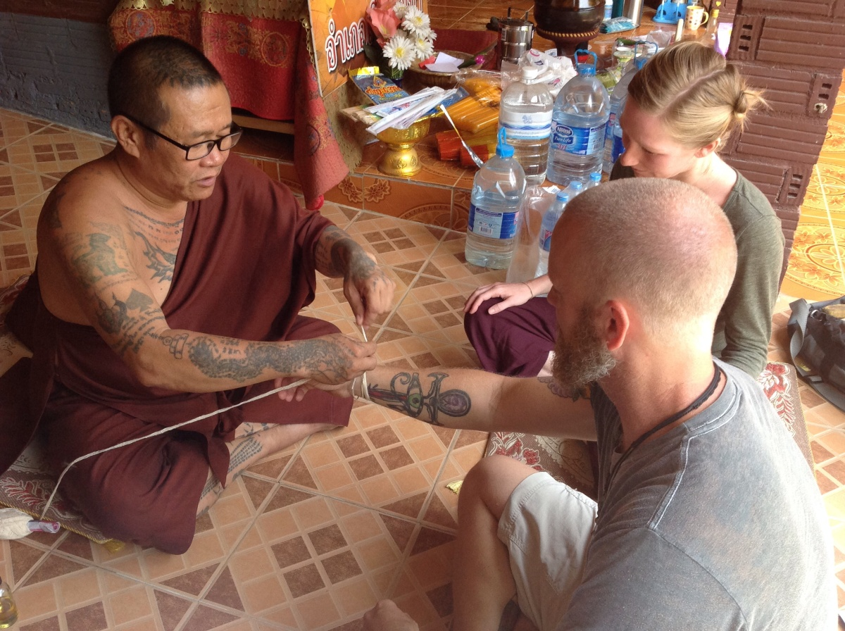 2 Days with a Thai Monk